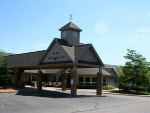 Pine Ridge Entrance