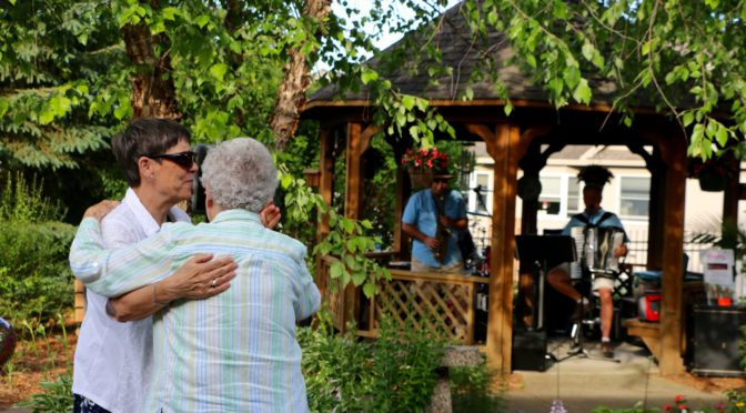 June Concert in the Garden & Ice Cream Social